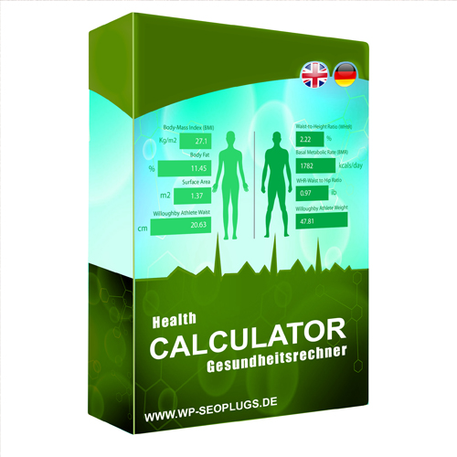WP Health Calculator